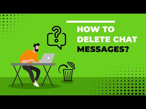 RumbleTalk HTML CHAT: How To Delete Chat Messages ?