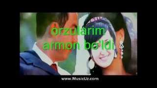 Мадина мени хор килганиз учун /  Сузак Узбек клип 2014 Севги азоби