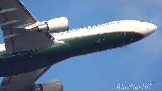 Download lagu [New Livery] EVA Airways Airbus A330-300 (B-16340) takeoff from NRT/RJAA (Tokyo - Narita) RWY 16R