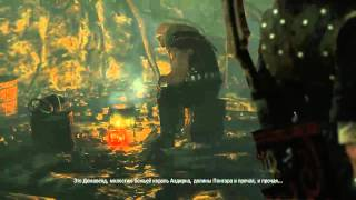 The Witcher 2 Эпизоды - Договор Иорвета с Лето