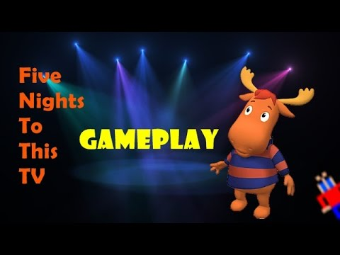 Five Nights To This TV Gameplay
