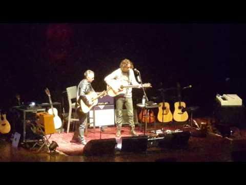 River of Deceit - Chris Cornell w/ Mike McCready acoustic at Benaroya Hall Live (Mad Season)