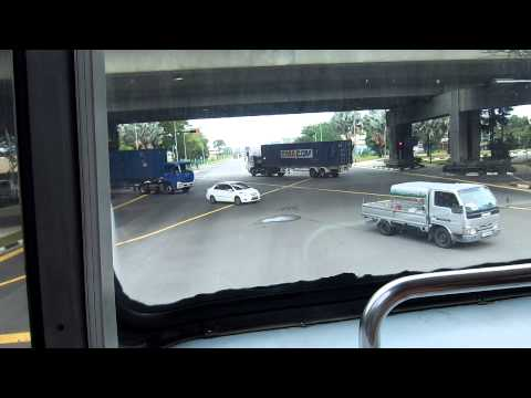 (SBS Transit) Service 192 Ride from Pioneer Road North to Tuas West Drive (SBS9461U)