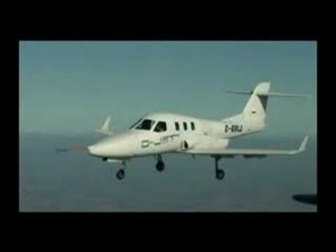 DJet DIAMOND JET VIDEO FLIGHT AIRPLANE