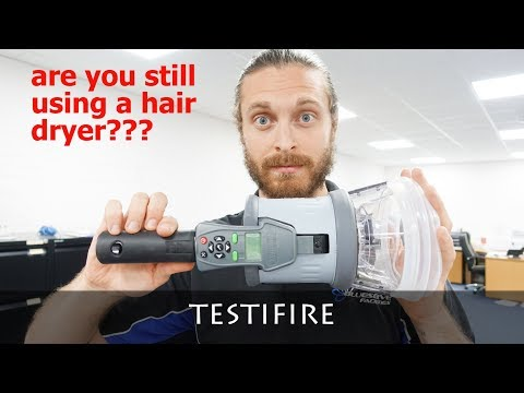 TESTIFIRE - THE ALL IN ONE FIRE DETECTOR TESTER
