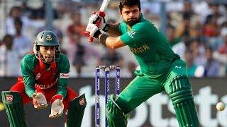 Pakistan vs Bangladesh, T20 World Cup: Pakistan won by 55 runs