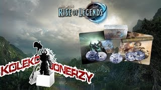 Rise of Nations: Rise of Legends (PC) Unboxing - Edycja Kolekcjonerska - Kolekcjonerzy - #31 -