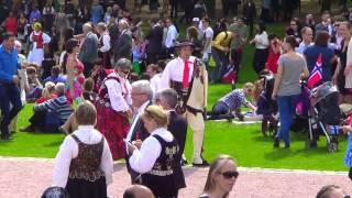 17 mai 2014 i Oslo - Norges Nasjonaldag
