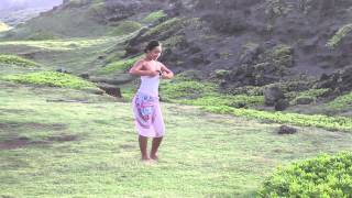 Miri Dances Hula for Warmmilk Hawaii - Maui, Hawaii