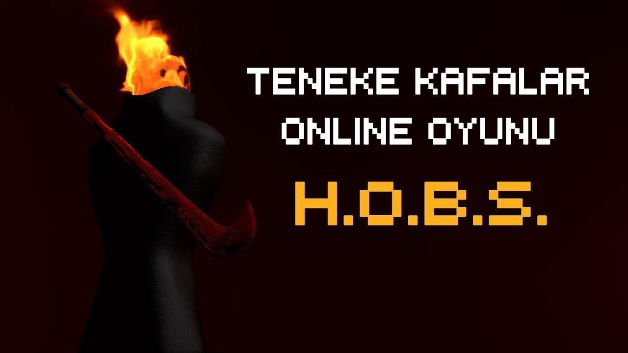 H.O.B.S. - Teneke Kafalar Online Oyunu | Fragman 2