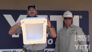 How Much Insulation Goes in a Yeti Cooler?