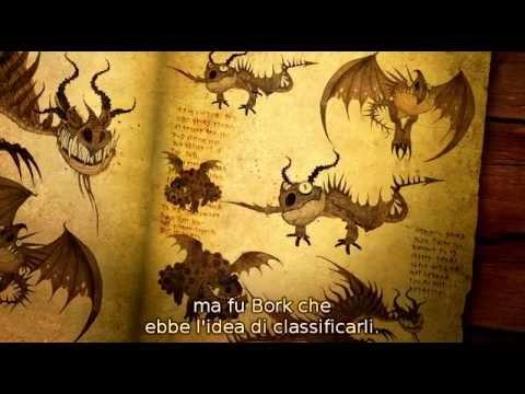 Libro dei Draghi - Dragon Trainer SUB ITA HD - YouTube
