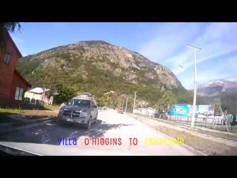 Villa O'Higgins  to Cochrane, Chile
