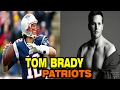 Tom Brady the Sexiest MAN on the Planet Patriots Player Steals Looks and Sighs on Social Networks