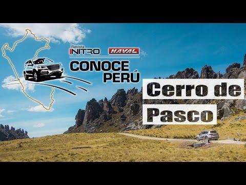 Turismo en Perú sobre ruedas: Cerro de Pasco