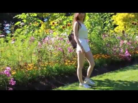 Vancouver Vlog 1: VanDusen Garden