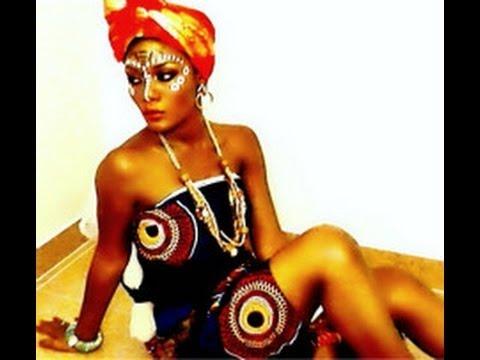 Mama AFRICA Tribal Makeup Tutorial