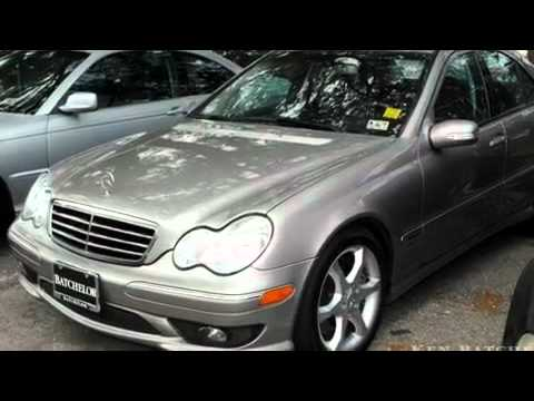 2007 mercedes benz c230 sport 2 5l v6 rwd san antonio tx for Mercedes benz sewell