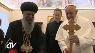 Papież do patriarchy etiopskiego: ekumenizm krwi