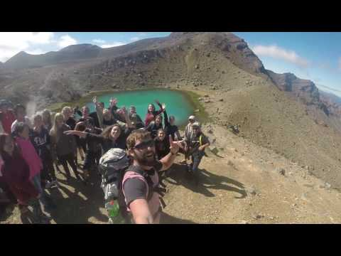 Tongariro Crossing  |  April 2017  | Whangaparaoa College