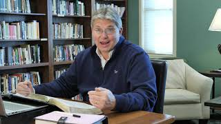 Gospel of Mark - Mike Dunlap 3-29-20