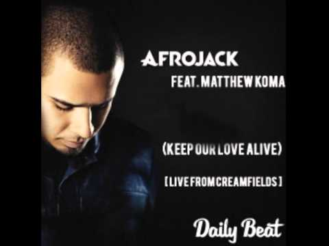 Afrojack ft Matthew Koma - Keep Our Love Alive (Acapella) Free Download