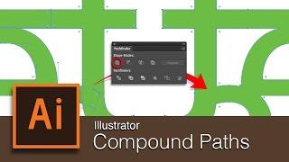 DART 100 Illustrator Section: Compound Paths