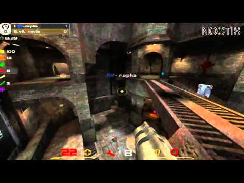 ESL Dubai   by AGP Streerunner   Quake Live   30fps