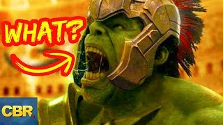 10 Things About Thor Ragnarok We Know Already