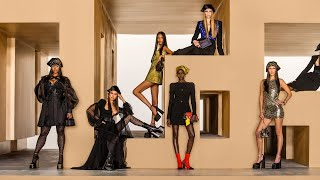 Versace Fall-Winter 2021   Fashion Show Highlights