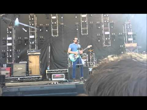 Weezer - Eurology For A Rockband (Live At Gathering Of The Vibes)