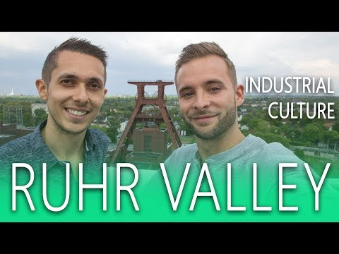 Ruhr Valley - Industrial culture in 5 minutes 🙂 Explore Ruhr Area with its blast furnaces & more