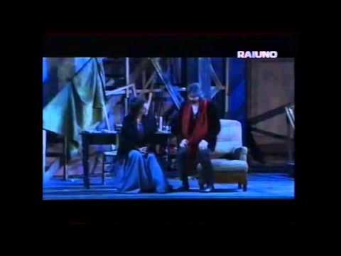 Andrea Bocelli - Che Gelida Manina - with English subtitles - La Boheme