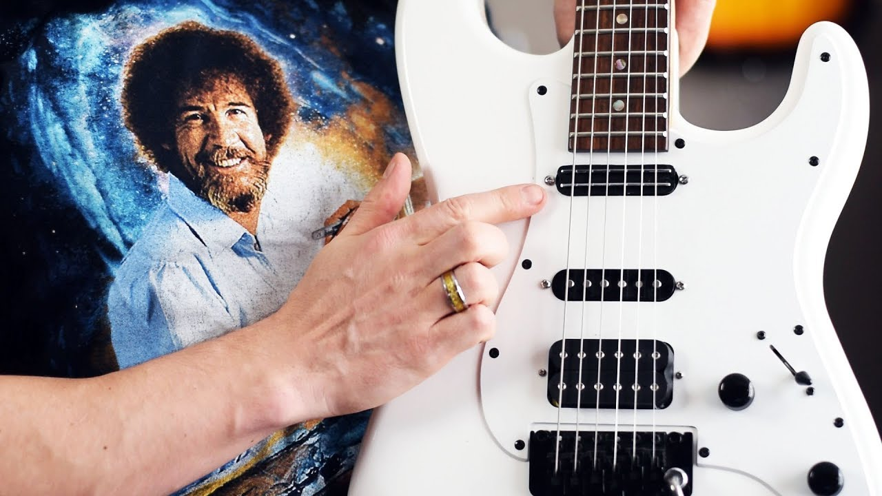 hight resolution of  12 pickup swap in the jackson sdx feat bob ross demo review tutorial