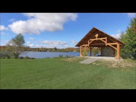 Haliburton Ontario Tourism Video - Drone Footage
