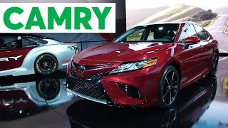 2018 Toyota Camry Preview | Consumer Reports