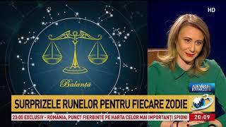 HOROSCOP Rune Cu Mihai Voropchievici Pentru Săptămâna 11 17 Noiembrie 2019