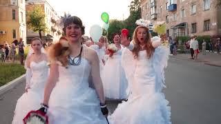 Парад невест 2018 в г. Курахово