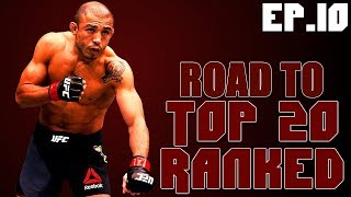 EA Sports UFC 3 | Road To Top 20 Ranked | EP.10