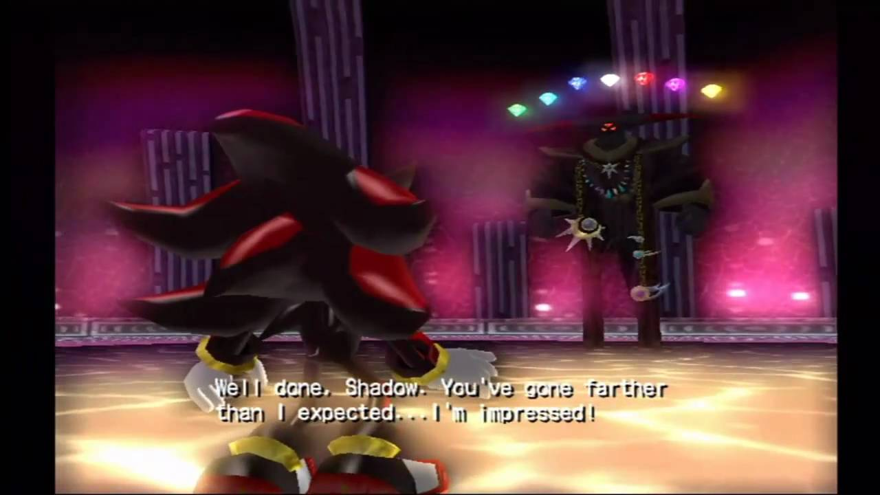 Super Shadow Hedgehog