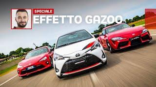 GR Supra, GT86, Yaris GRMN: che effetto fa guidare una TOYOTA GAZOO RACING?