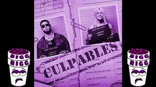 Anuel AA ft. Karol G-Culpables (Screwed&Chopped)