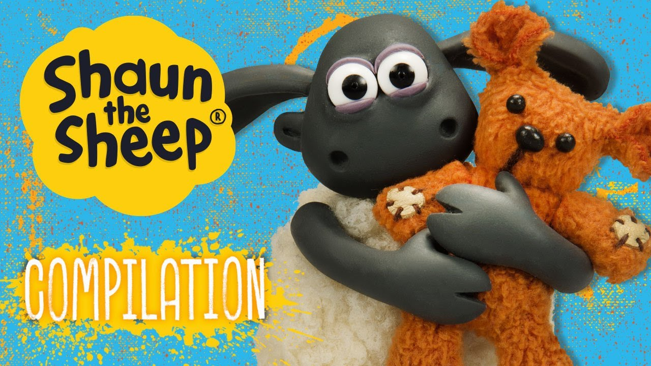 Timmy Episodes Compilation 2   Shaun the Sheep