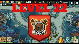 empire warriors TD - Level 22 NORMAL