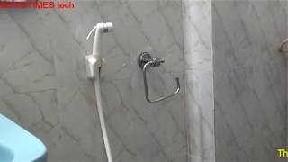 Health Faucet | How to stop leakage without changing any parts.