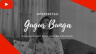 Shanna Shannon - Gugur Bunga (Official Music) | Interpretasi Isyarat dr.Marlina Panjaitan
