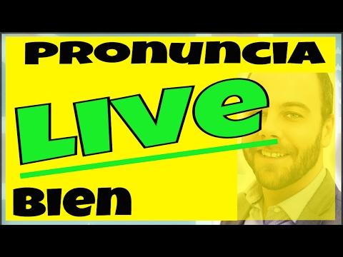 Que significa living en ingles a español