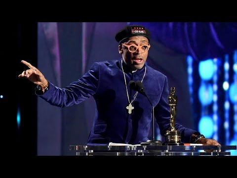Spike Lee Receives Oscar Full Intro and Speech   from YouTube