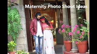 Lasya Talks | Maternity Photoshoot Ideas | Maternity Shoot Tips | Anchor Lasya
