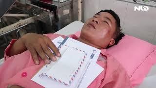 Nạn nhân vụ tai nạn xe container ở Long An kể lại phút giây kinh hoàng | NLĐTV